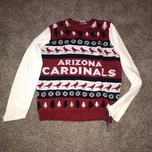 NWT Arizona Cardinals Sweater